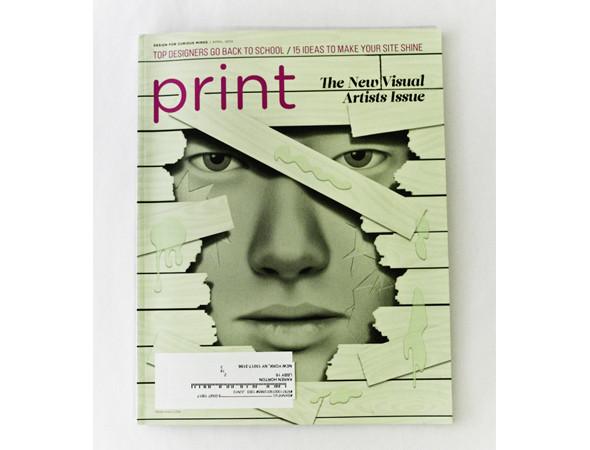 Изображение 45. Журналы недели: 6 популярных изданий о графическом дизайне.. Изображение № 48.