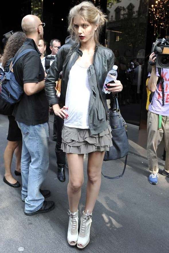 Models street style. Изображение № 7.