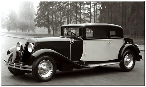 Renault Reinastella, 1930 г.. Изображение № 20.
