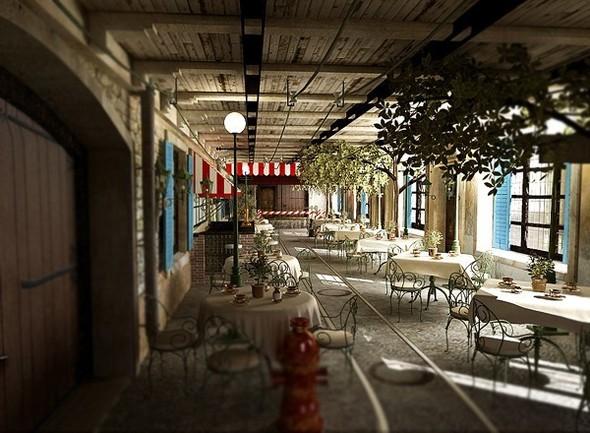 Красивые рестораны. Изображение № 1.