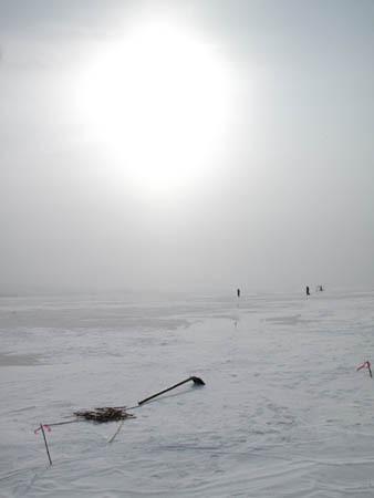 Изображение 39. Самый большой в мире Art-объект на Байкале.. Изображение № 18.