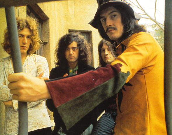 Led Zeppelin. Изображение № 7.