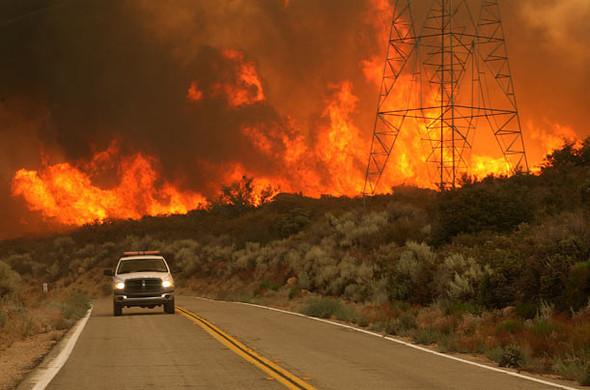 Калифорния вогне. Изображение № 1.