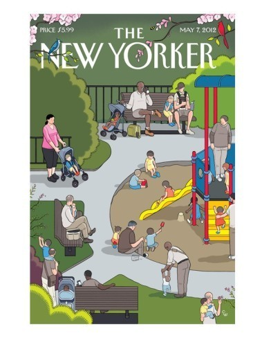 10 иллюстраторов журнала New Yorker. Изображение №61.