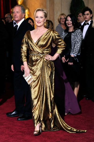 «Оскар»-2012: Красная дорожка. Изображение № 33.