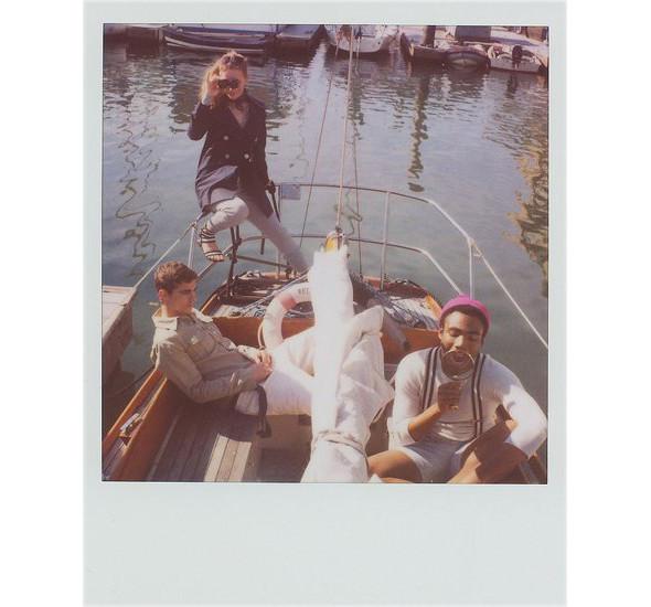 Лукбук: Скот Штепенберг любит Polaroid. Изображение № 7.