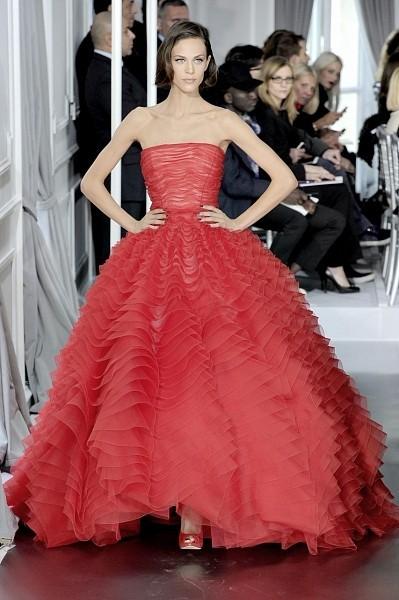 Haute Couture в Париже, ss 2012: день 1. Изображение № 11.