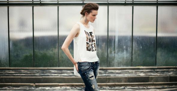 Лукбуки: H&M, Zara, Urban Outfitters и другие. Изображение №14.