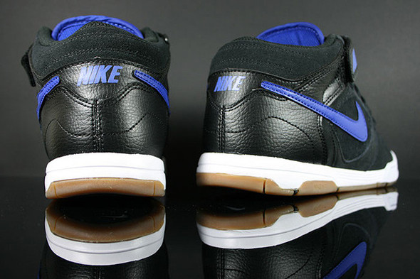 NIKE AIR TWILIGHT (DRENCHED BLUE). Изображение № 6.