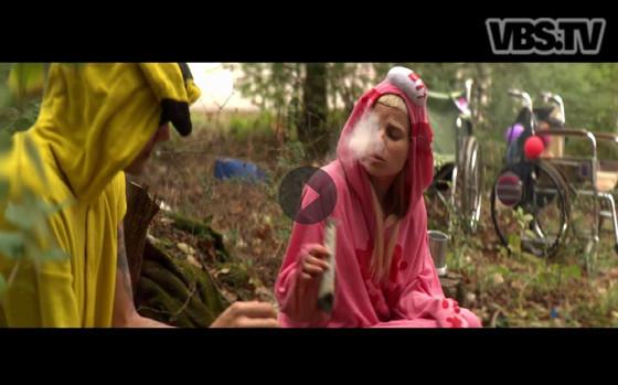 Изображение 1. Хармони Корин снял короткометражку с Die Antwoord.. Изображение № 1.