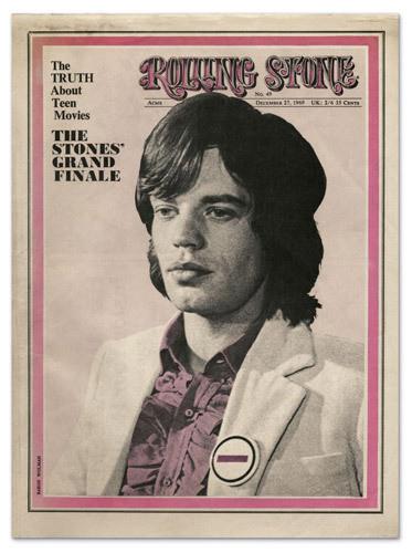 "Изображение 61. Выставка: Барон Уолмен ""The Rolling Stone Years"".. Изображение № 61."