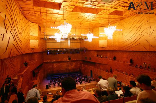 Театр вМельбурне. Изображение № 9.