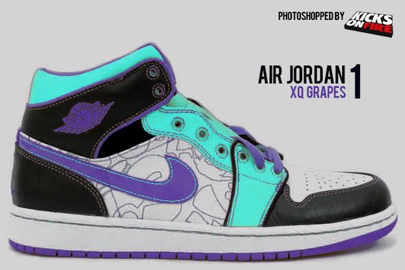 Расцветки Air Jordan, которые вы хотели бы видеть. Изображение № 23.