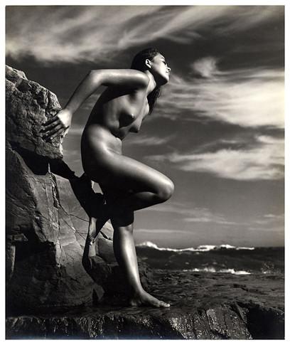Части тела: Обнаженные женщины на фотографиях 50-60х годов. Изображение № 21.