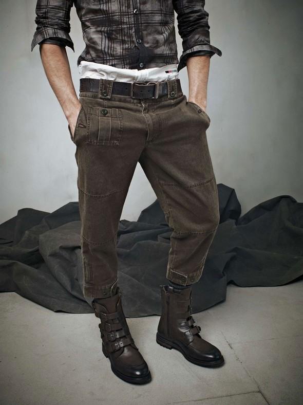 Лукбук: Dolce & Gabbana FW 2011 Men's. Изображение № 46.