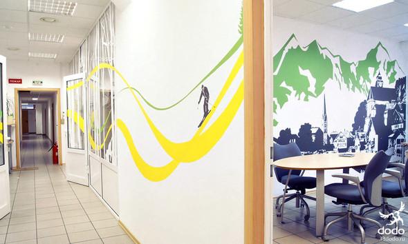 Оформление офиса компании Fischer. Изображение № 20.
