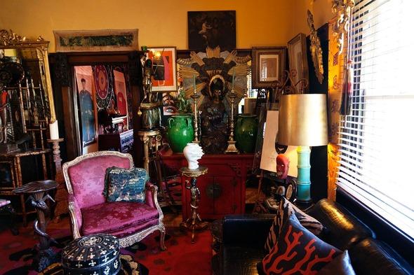 Дом двух австралийских художников.. Изображение № 3.