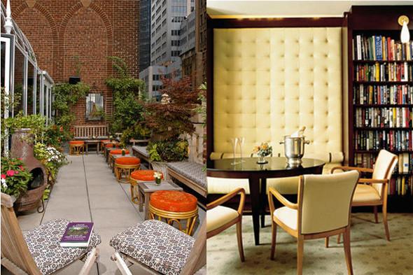 Library Hotel - необычный отель в Нью-Йорке. Изображение №4.