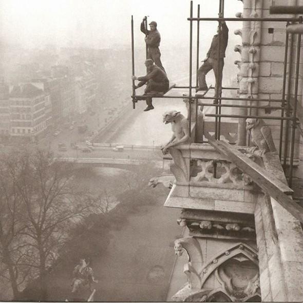 Фотографии старого Парижа. Изображение № 23.
