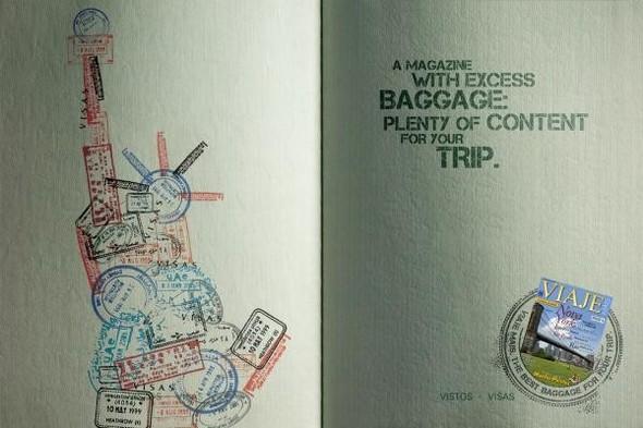 Рисунки из визовых штампов. Изображение № 2.