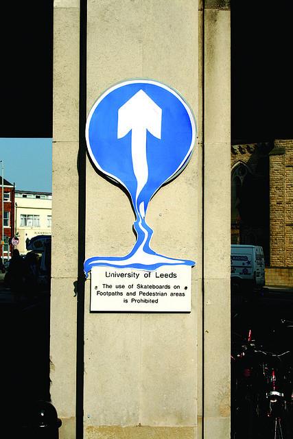 Креативные дорожные знаки от Final Frontier. Изображение № 7.