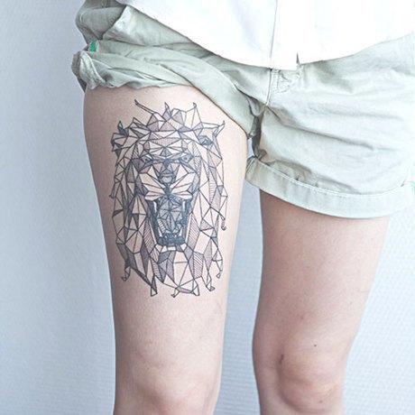 10 любимых татуировщиков Дмитрия Зеленцова. Изображение № 33.