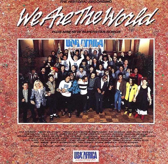 """We are the world"" зазвучала по-новому. Изображение № 2."
