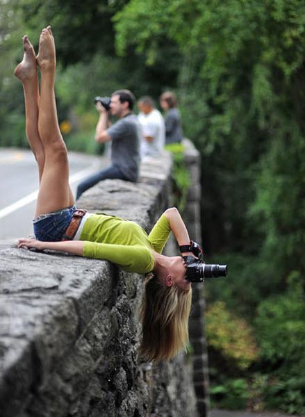 Адрианна Хэйс в парке Форт Трион. (JORDAN MATTER PHOTOGRAPHY / BARCROFT USA). Изображение № 11.