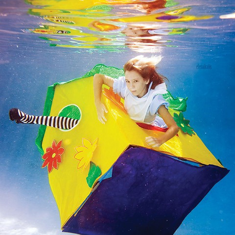 Елена Келис: Alice in WaterLand. Изображение № 7.