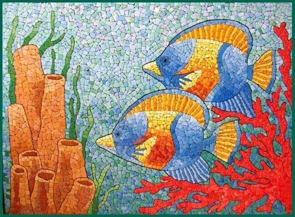 Удивительные картины изяичной скорлупы. Изображение № 15.