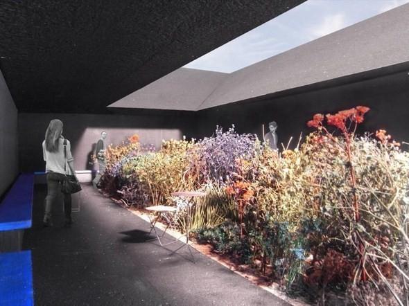 Изображение 1. 11-й павильон для Serpentine Gallery.. Изображение № 1.