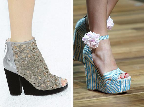 Walking in my shoes: 10 тенденций обуви весны-лета 2011. Изображение № 5.