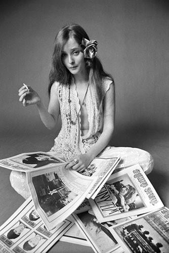 "Изображение 7. Выставка: Барон Уолмен ""The Rolling Stone Years"".. Изображение № 14."