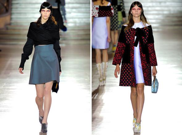 Показы Paris Fashion Week SS 2012: День 9. Изображение № 6.