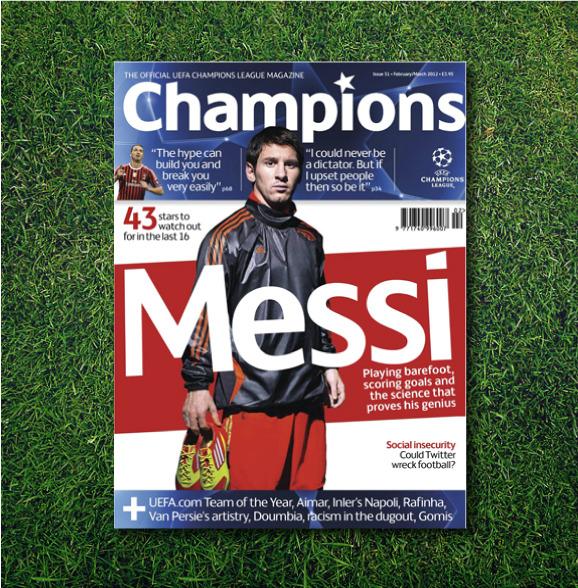 Заметки на полях: Журналы о футболе, которые на самом деле интересно читать. Изображение №27.