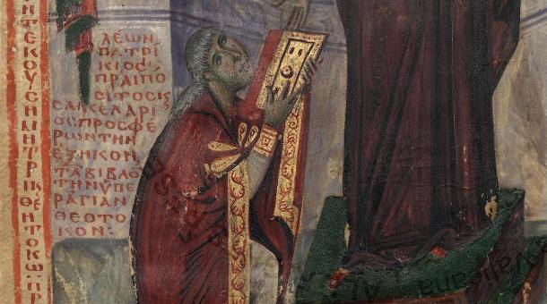 Оцифрованы древние манускрипты