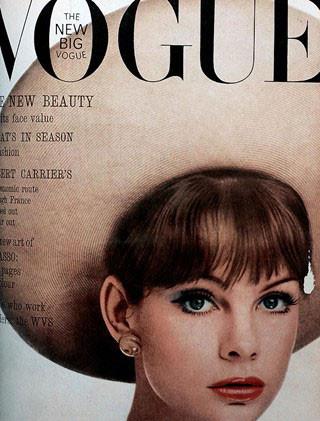 Калейдоскоп обложек Vogue. Изображение № 32.