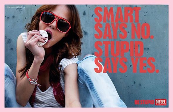 Кампания Be Stupid. Изображение № 22.