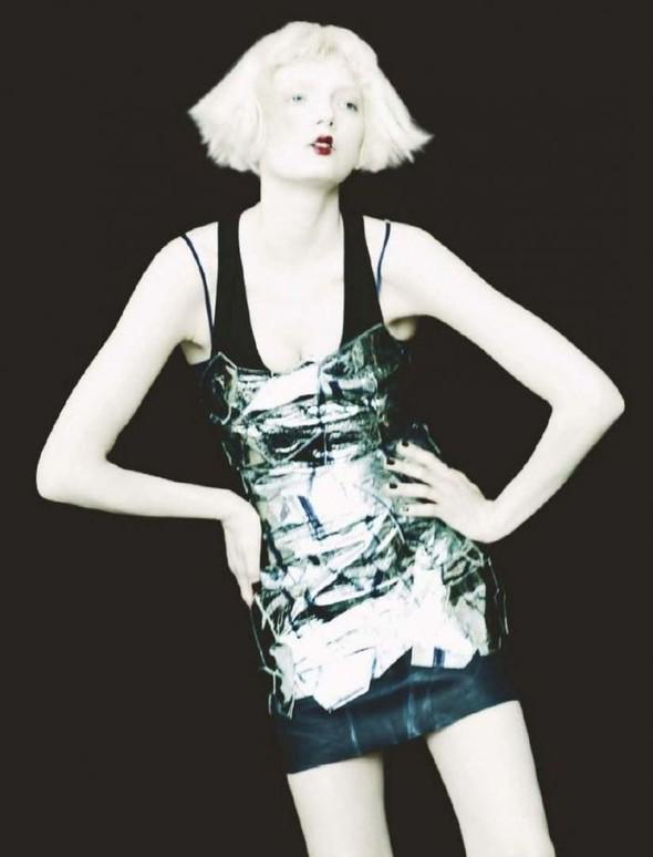 Съемки: Vogue, Numero, Tush и другие. Изображение №20.