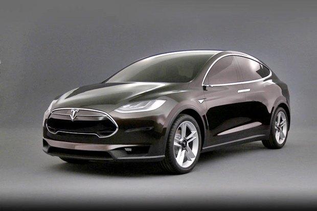 Tesla Model X . Изображение № 1.