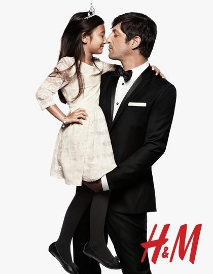 Кампания: H&M Holiday 2011. Изображение № 5.