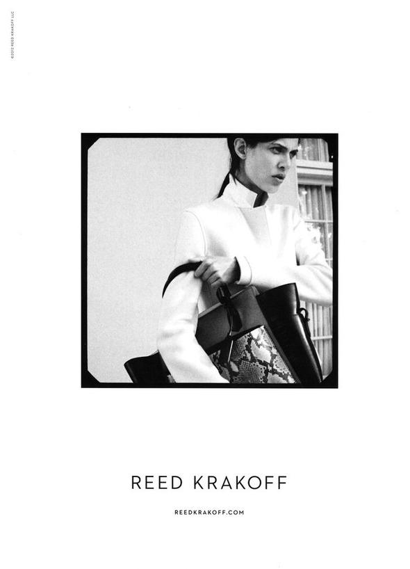 Превью кампаний: Elie Saab, Oscar de la Renta, Reed Krakoff и другие. Изображение № 6.