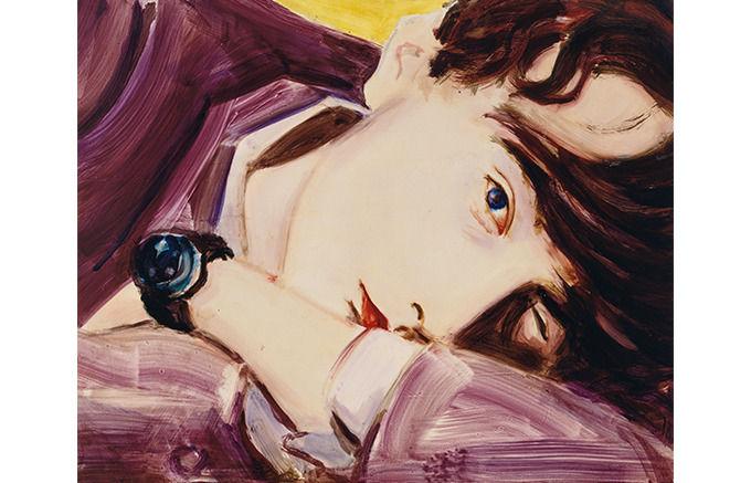 Elizabeth Peyton, Jarvis, 1995. Изображение № 13.