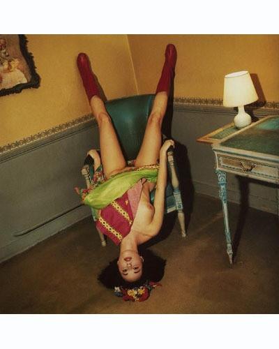 Части тела: Обнаженные женщины на фотографиях 70х-80х годов. Изображение № 81.