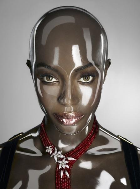 Съёмка: Naomi Campbell 4 Soon International Fall 2011. Изображение № 3.