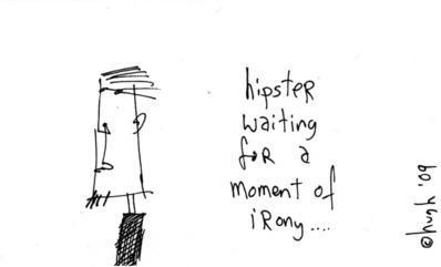 Gapingvoid. com: комиксы наобратной стороне визиток. Изображение № 19.