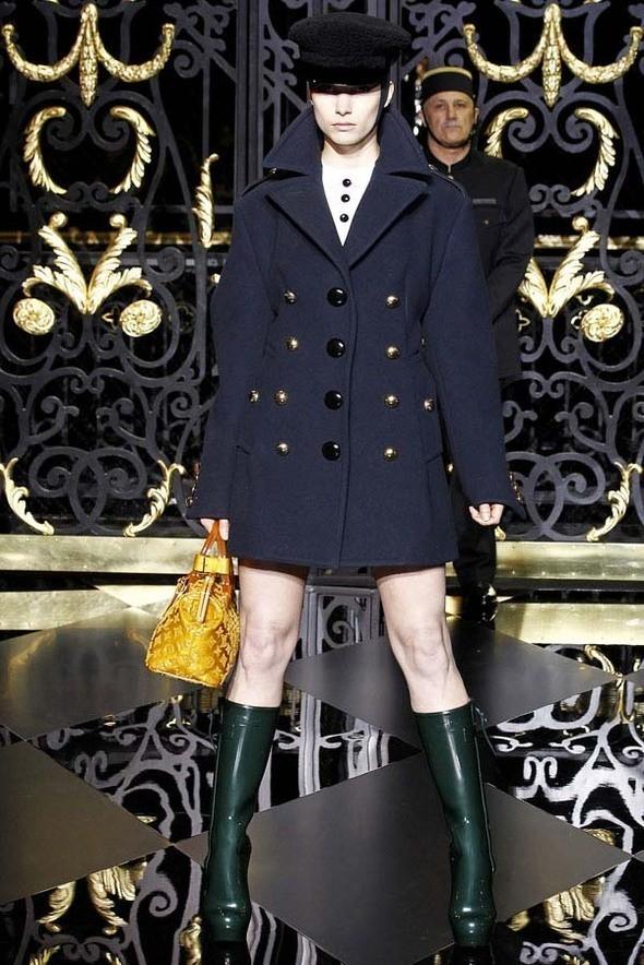 Изображение 67. Louis Vuitton Fall 2011.. Изображение № 67.