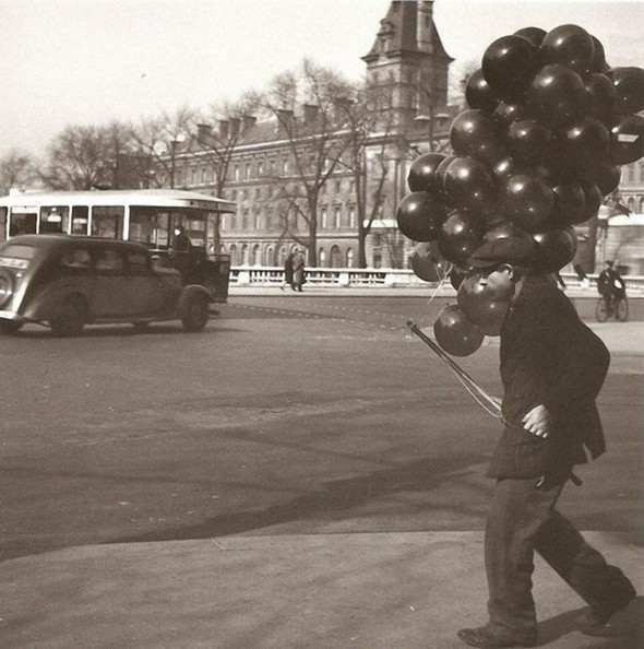 Фотографии старого Парижа. Изображение № 27.