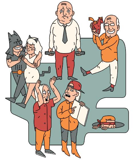 Гики в России:  Как стать свободным  в стране, которой  ты не нужен. Изображение № 8.