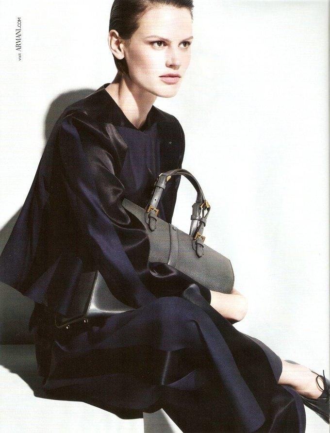 Gucci, Mulberry, Chanel и другие марки показали новые кампании. Изображение № 11.
